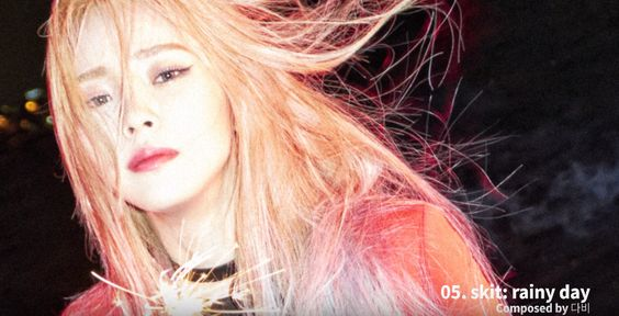 Heize excites her fans for upcoming album as she releases an album preview video | Koogle TV