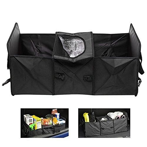 Deler® Foldable Multi Compartment Fabric Car Truck Van SUV Storage Basket Trunk Organizer and Cooler Set - Three Compartments, Black Deler http://www.amazon.com/dp/B015R0ADCC/ref=cm_sw_r_pi_dp_GBdNwb12JH4NM