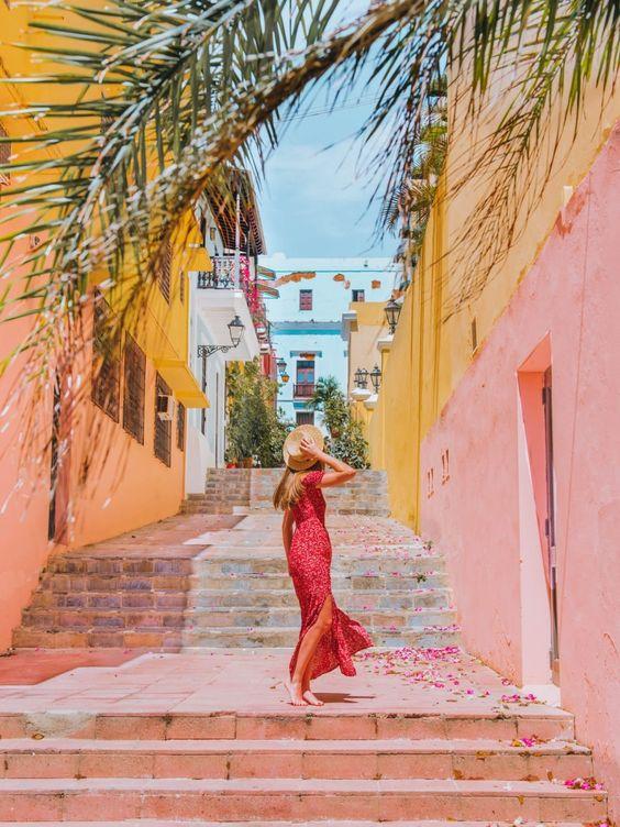 9 Kota Warna Warni Tercantik di Dunia, Wisata Instagramable!