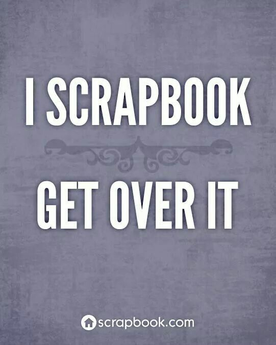 Scrapbook!