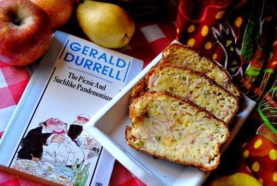 Weightloss, Recipes and DIY with Kari: Picnic Bread (from South Africa)