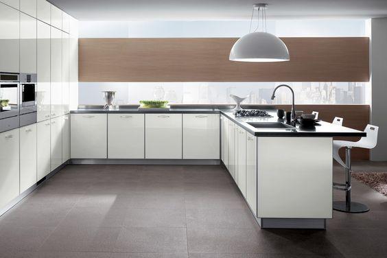 Scavolini: le cucine più belle del 2015 - Design news - GraziaCasa ...