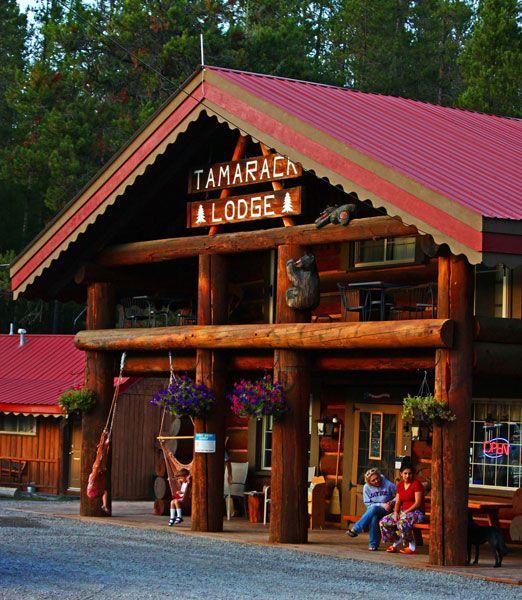 Glacier National Park Lodging U0026 Cabin Rental   Directions   Historic  Tamarack Lodge   West Glacier   Glamping   Pinterest   Glacier National  Park Lodging, ...