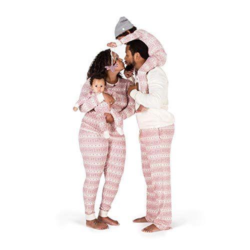 Burts Bees Family Jammies Matching Holiday Organic Cotton Pajamas