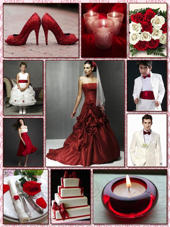 Red Wedding Theme: