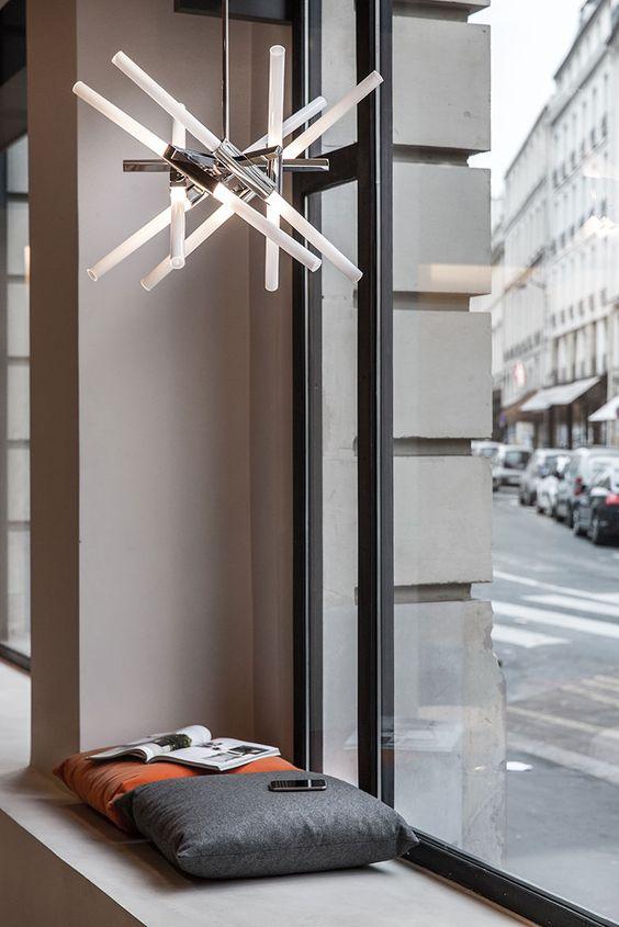 Lámpara Adelman diseño único y original.