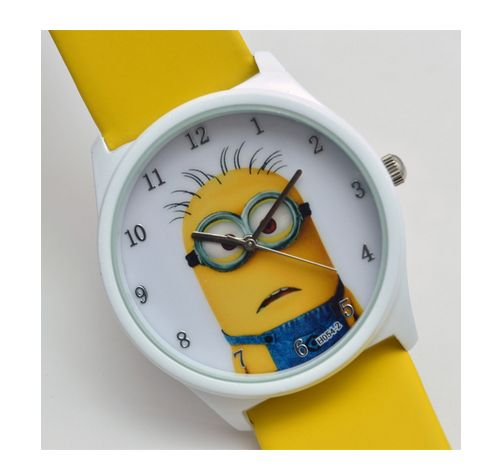 Despicable me minion cartoon watch one in minion pinterest cartoon dads and eyes for Despicable watches