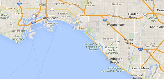 TaxiFareFinder - $46.45 taxi fare from Long Beach, CA to Huntington Beach, CA using Huntington Beach, CA taxi rates