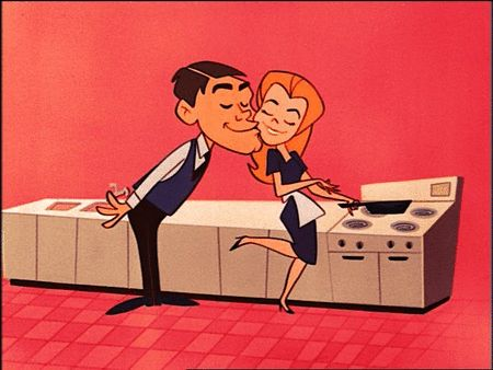 """Samantha disappears Bewitched animation - """"Bewitched"""" premiered on ABC in 1964. The show appealed to anyone who had fantasies about being able to magically change everything in their lives with a twitch of their nose, or at least make a mess disappear in an instant."""