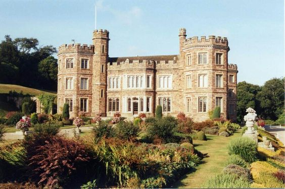 Mount Edgcumbe House & Garden Torpoint South Cornwall