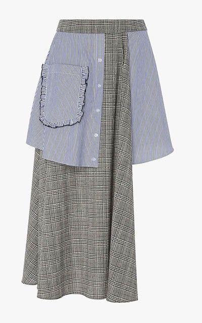 Sandy Liang Ellie skirt.