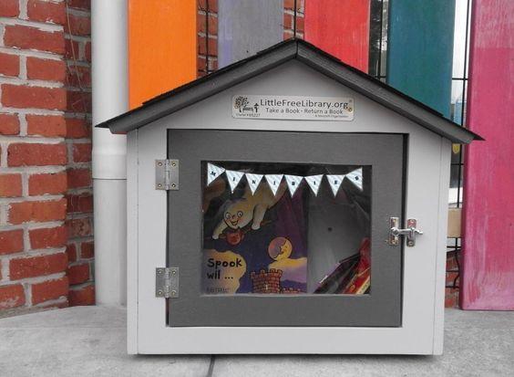 Boekenruilkast Kapelle-op-den-Bos