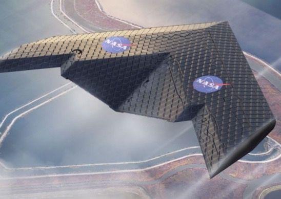 Aerospace Composites Aircraft Carbon Fiber Nasa