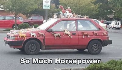 Funny Pictures, Jokes and Gifs / Animations: Want to Increase Horse Power of Your Car See an Ea...