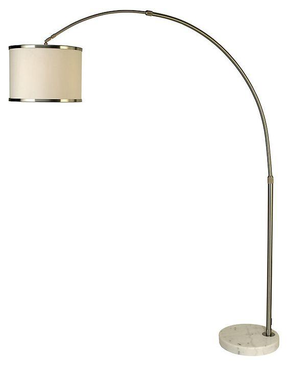 Brushed nickel floor lamp ikea - Arc lamps ikea ...