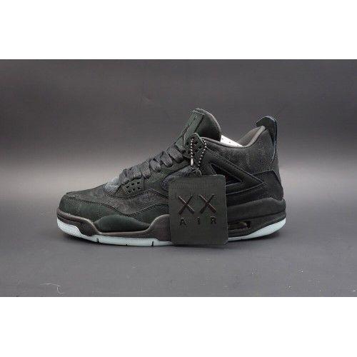 Nike Air Jordan X Kaws Black Hoodie