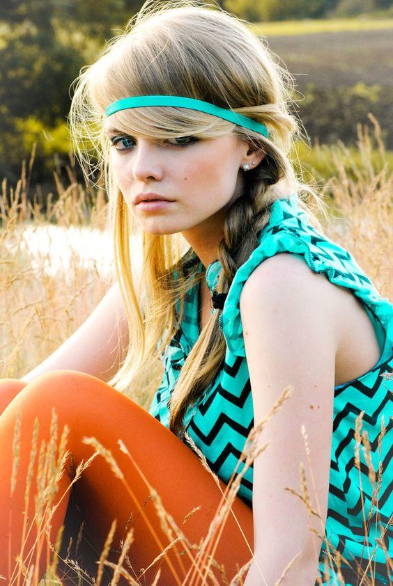 Turquoise Babe...