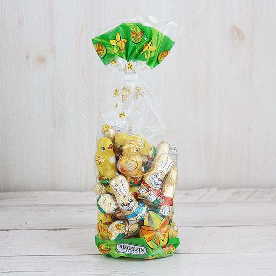 パッケージが可愛すぎるチョコ「リゲライン バニー&チック」