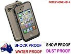 brand new waterproof, dirtproof,snow, shock proof case grey for iphone 4s, 4g,4 - http://phones.goshoppins.com/phones-cases/brand-new-waterproof-dirtproofsnow-shock-proof-case-grey-for-iphone-4s-4g4/
