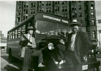 gangster tour