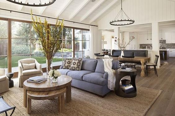 country living spaces