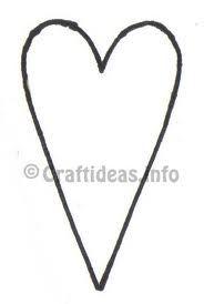 heart template - Cerca con Google