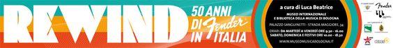 50 anni di Fender in Italia