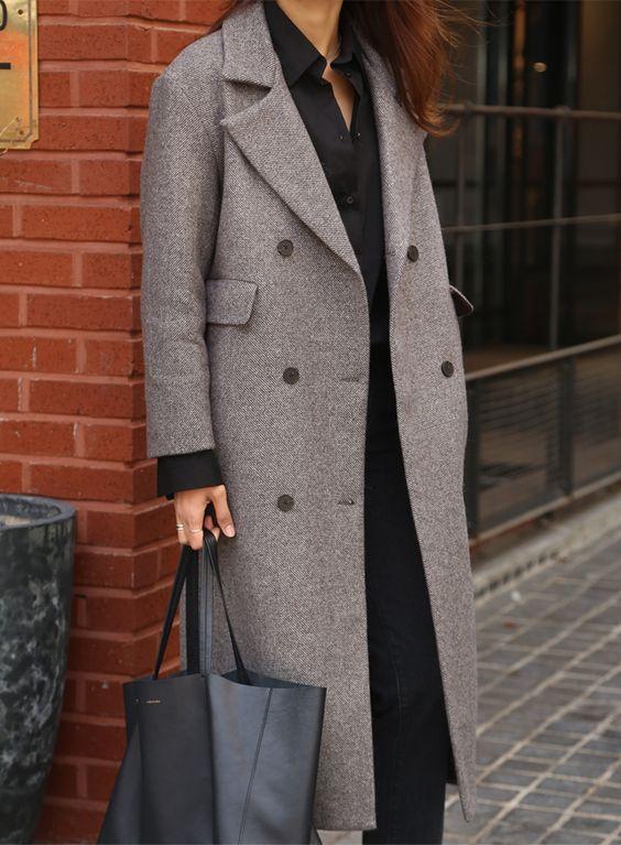 Chic Women Coats Jackets