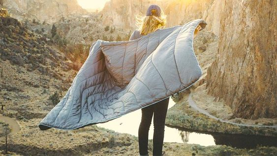These Camping Blankets Are So Cozy & Durable, You'll Want To Use Them Everywhere