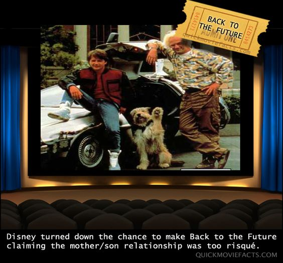 Movie Facts- Back To The Future Movie Fact
