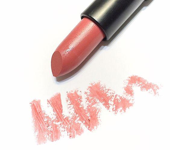 Natural Organic Lipstick - Rose Petal