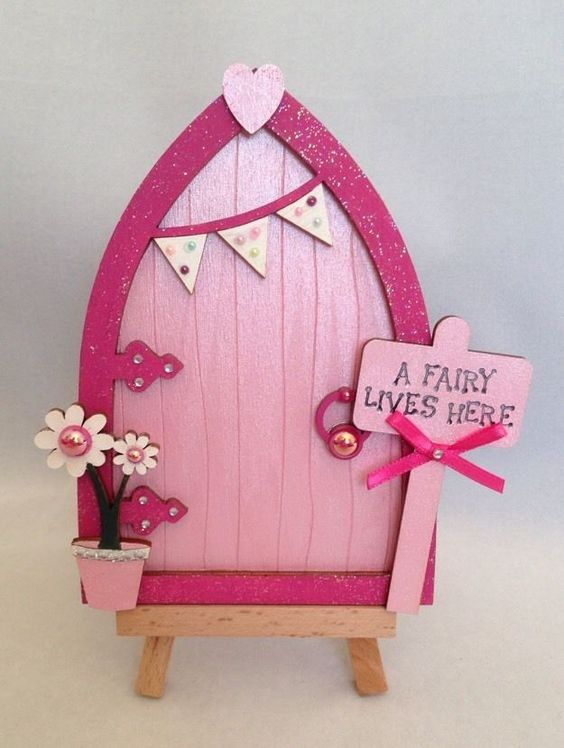 Tooth fairy doors fairy doors and tooth fairy on pinterest for Fairy door with key