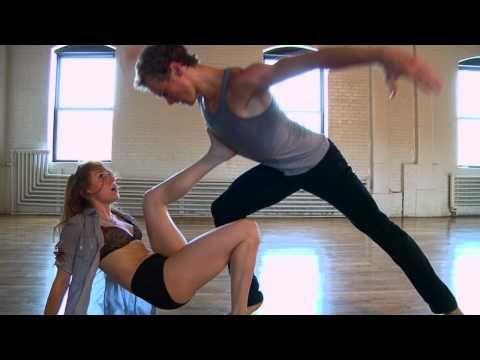 CHASING CARS - Dance featuring Mallauri Esquibel & Ryan Steele (full version)