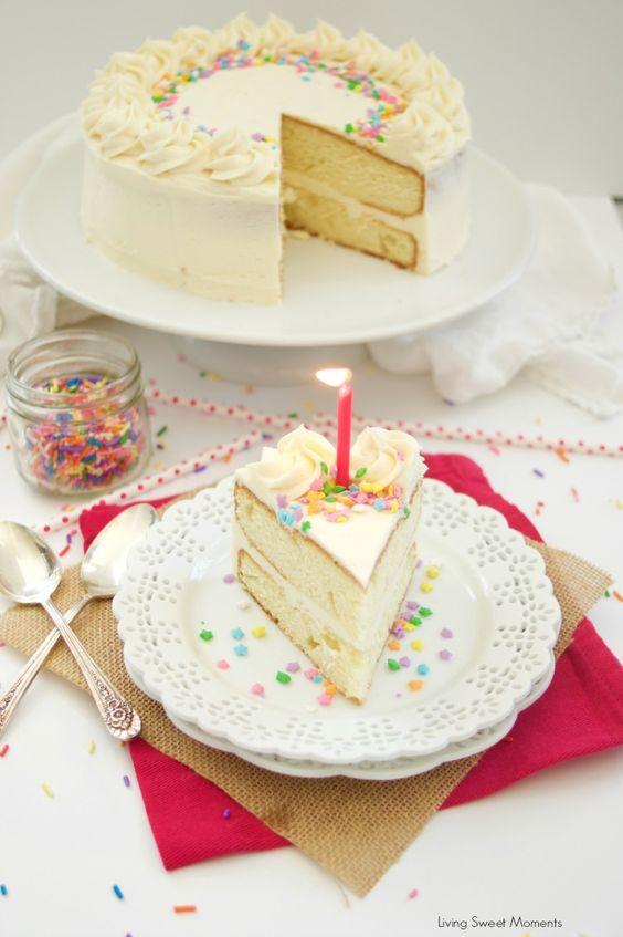 Birthday Cake Icing Recipe Birthday cake recipes Birthday