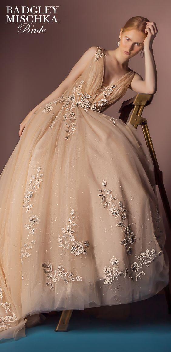 Cheryl Gowns Badgley Mischka Fashion
