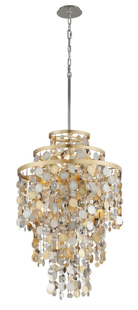 LightingTheWeb | Ambrosia - Seven Light Medium Pendant