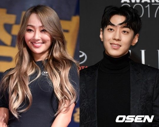 Singer Hyolyn And Gray To Collaborate On A New Song Singer News Songs Actresses