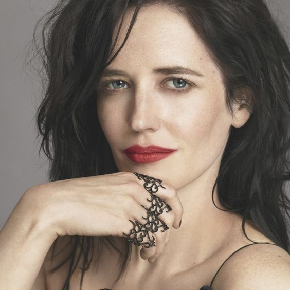 The French actress--and star of Tim Burton's