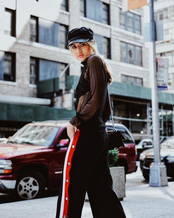 Diese Hose von Zara lieben gerade alle Streetstyle-Stars!