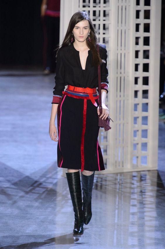 Altuzarra Fall 2016 Collection | POPSUGAR Fashion