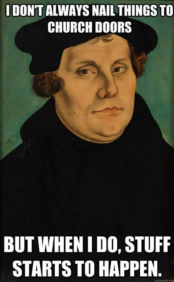 martin luther 29 thesis What are the 95 theses (thesis) of martin luther why did martin luther write the ninety five theses what's new faq archives about us support us what are the 95 theses of martin luther question: what are the 95 theses of martin luther answer: 29 and who knows.