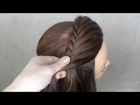 Easy Party Hairstyle 2019 Best Hairstyles For Long Hair Youtube Cool Hairstyles Easy Party Hairstyles Long Hair Styles