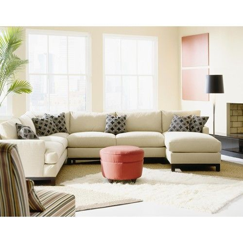 Sullivan Corner Sectional Sofa with Chaise by Rowe - Baeru0026#39;s Furniture - Sofa Sectional Miami, Ft ...