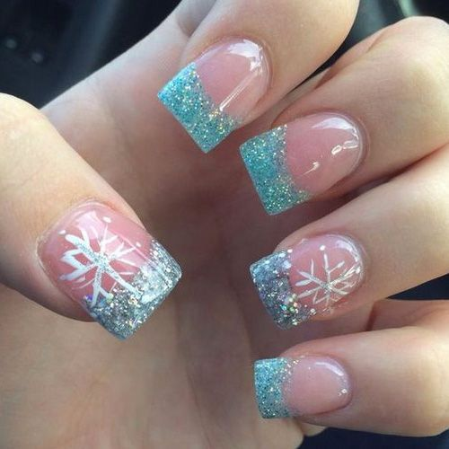Adorable Cute Nail Art For Girl Kids That You Must Try 15 Christmas Nail Designs Kids Nail Designs Diy Christmas Nail Art