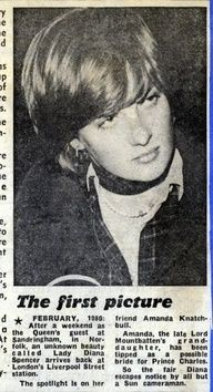 Lady Diana 1980 | Lady Diana is discovered 1980