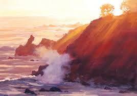paisajes fantasía de mar y sol - Buscar con Google
