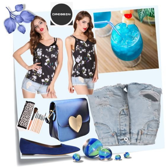 Dressin 7 by albinnaflower on Polyvore featuring moda, Tabitha Simmons and Post-It