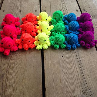 Amigurumi Crochet Ravelry : Make It: Crochet Octopus - Free Pattern #crochet # ...