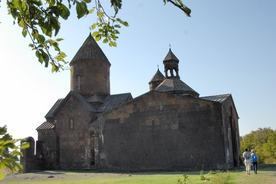 Psalmenkloster- Armenien