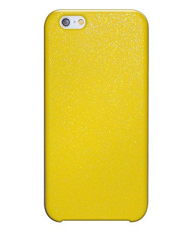 Another great find on #zulily! Sunshine Glitter Slim Case for iPhone 6/6S #zulilyfinds